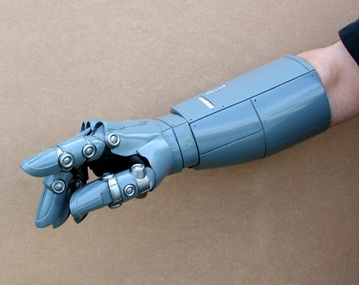 Mechanical glove
